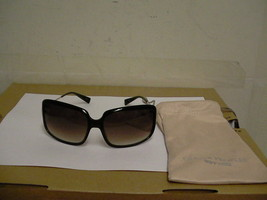 Authentic oliver peoples sunglasses dulaine 61/17 brown lenses made in japan - $118.75