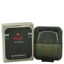 Givenchy Play Intense by Givenchy Eau De Toilette Spray for Men - $73.71