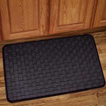 "Memory Foam Anti Fatigue Kitchen Floor Mat Rug 30"" x 18"" - Playa Chocolate - $26.99"