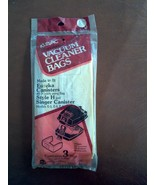 klevac Vac Bags Designed to Fit Eureka Canister Style H  ~ Pkg of 3  - $8.91