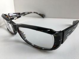 New ALAIN MIKLI AL09420008 AL 09420008 Brown Marble 56mm Eyeglasses Frame France - $289.99