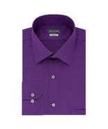 Van Heusen Concord No Iron Stretch Lux Sateen Spread Collar Stretch Dres... - $19.95