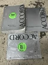 2003 2004 Honda Accord Service Repair Shop Manual Set W EWD & Supplement OEM  - $143.50