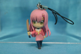 Bandai Hayate the Combat Butler Gashapon Mini Figure Strap Hinagiku Katsura - $19.99