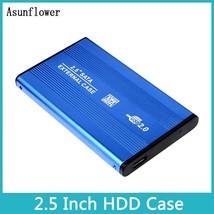 2 5 inch hdd case sata to usb 2 0 adapter ssd hd hard drive disk thumb200
