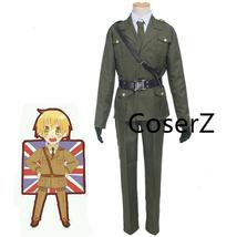 Anime APH Hetalia England Cosplay Costume, Axis Powers England Cosplay C... - $99.00