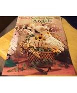 MCCALL'S CREATES GARDENING GLOVE ANGELS PATTERN LEAFLET - $3.50
