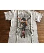 Michael Jackson This is it 2009 Concert T-Shirt Short Sleeve Tour S - $17.10