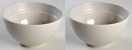 Gourmet Basics by Mikasa Jocelyn Grey Soup Cereal Bowls, Set of 2 - $22.99
