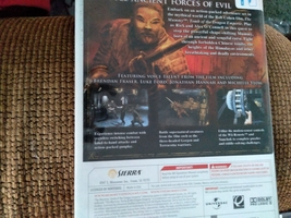 Nintendo Wii The Mummy: Tomb Of The Dragon Emperor  image 2
