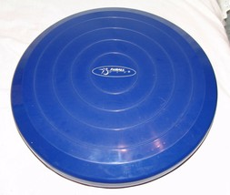 "Fitball Disc Wiggle Seat Balance Cushion Blue 13 1/2"" Diameter - £18.91 GBP"