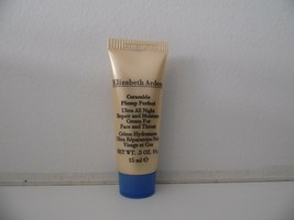 Elizabeth Arden Ceramide Plump Perfect Ultra All Night Cream for Face & ... - $7.91