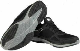 NEW Men's Skechers Burst Athletic Slip-On Memory Foam Shoes Black or Navy image 7