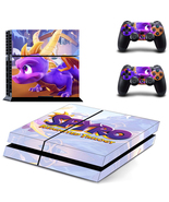 Spyro PS4 Skin for Sony PlayStation 4 Console & 2 Controllers - $15.00