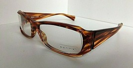 New ALAIN MIKLI AL 09420007 AL09420007 56mm Havana Eyeglasses Frame France - $349.99