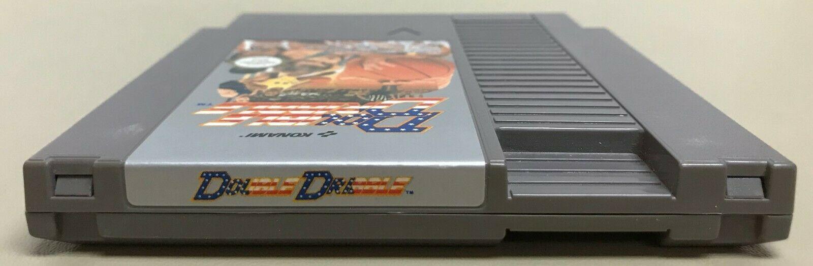 Blades of Steel, Top Gun, Double Dribble 3 NES Konami Game Lot Nintendo image 10