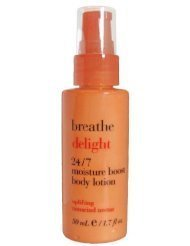 Bath & Body Works Breathe Delight 24/7 Moisture Boost Body Lotion 1.7 oz / 50 ml