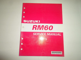 2003 SUZUKI RM 60 RM60 RM60K3 Service Shop Repair Manual # 995002024001E BOOK 03 - $22.08