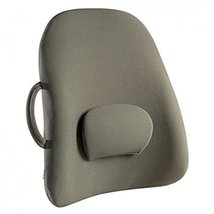 Lowback Backrest Support Obusforme Gray (Bagged) - $59.00