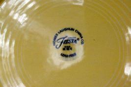 Homer Laughlin 2002 Fiesta Yellow Dinner Plate image 3