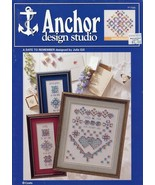A Date to Remember Birth Marriage Coats & Clark Hardanger Pattern NEW - $4.47
