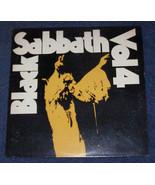 Black Sabbath RARE Vol 4 gatefold with insert pics LP - $26.99