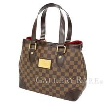 LOUIS VUITTON Hampstead PM Damier Ebene N51205 Tote Bag Spain Authentic 5404513 - $964.65
