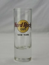 "Hard Rock Cafe 4"" Shot Glass NEW YORK (au) - $9.90"