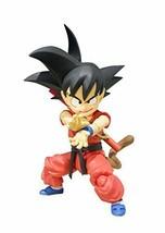 S H.Figurines Art Dragon Balle Son Goku Enfance Enfant Bandai Japon F/S - $113.45