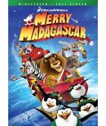 Merry Madagascar (DVD, 2009) - ₹686.32 INR