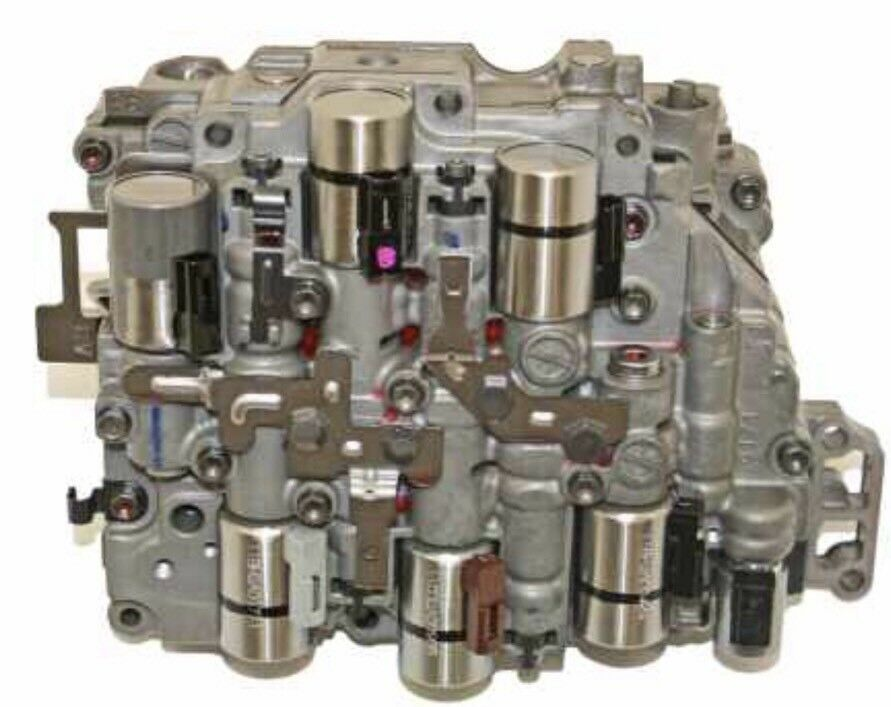 FORD, VOLVO MAZDA TF-80SC COMPLETE VALVE BODY WITH SOLENOIDS LIFETIME  WARRANTY
