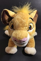 Simba Cub Plush Genuine Disney Lion King Plush - $24.78