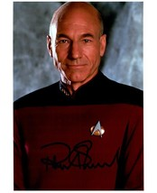 PATRICK STEWART  Authentic Autographed Signed Photo w/COA - 311 - $85.00