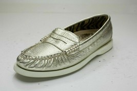 Sperry Top-Sider 5 Gold Loafers Women's - $26.00