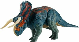 Jurassic World Dual Attack Nasutoceratops *NEW* - $25.74