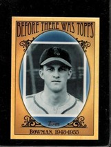 2011 TOPPS BEFORE THERE WAS #BTT7 STAN MUSIAL EX+  *A25877  - $1.98