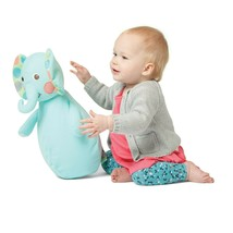 Manhattan Toy Roly-Bop Chime Elephant Wobble Toy - $25.45