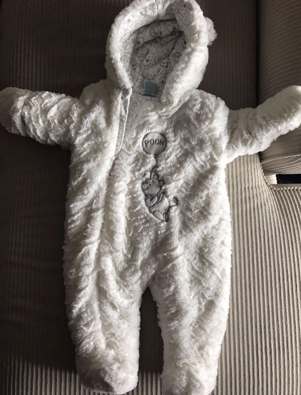e56a2fce8 Disney Baby PramSuit Winnie the Pooh 6-12 and 50 similar items