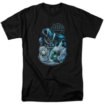 DC Comics Green lantern Black Hand retro 60s comics graphic t-shirt GL305 image 1