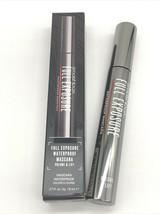 SMASHBOX Full Exposure Waterproof Mascara ~ Full Size 0.27 oz ~ Jet Blac... - $19.71