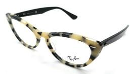 Ray-Ban Rx Eyeglasses Frames RB 4314V 5939 54-18-140 Nina Beige Havana I... - $137.20