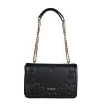 Love Moschino Handbag; Shoulder Bag w/ Visible  Front Logo,  Lined Interior - ₨14,365.18 INR