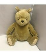 Gund Disney Winnie the Pooh Classic Pooh Bear Soft Tan Plush Stuffed Ani... - $79.99