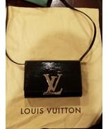 Louis Vuitton Black Electric Epi Leather Louise PM Bag - $1,536.00