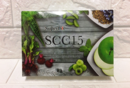 3 X 15's Superlife SCC15 Colon Care Toxin Clean Weight Loss Multivitamin... - $312.90