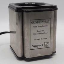 Cuisinart DCG-12BC Molinillo Central de Café Recambio Base Pieza Motor - $37.76