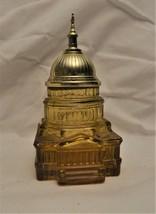 Vintage Avon Cologne Bottle Capitol Building - $3.00