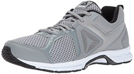 Reebok Men's Runner 2.0 MT Running Shoe, flint grey/pewter/black, 7 M US - $57.51