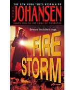 Firestorm By Iris Johansen - $4.35