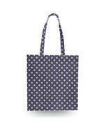 Navy Stars Canvas Tote Bag - $27.99+